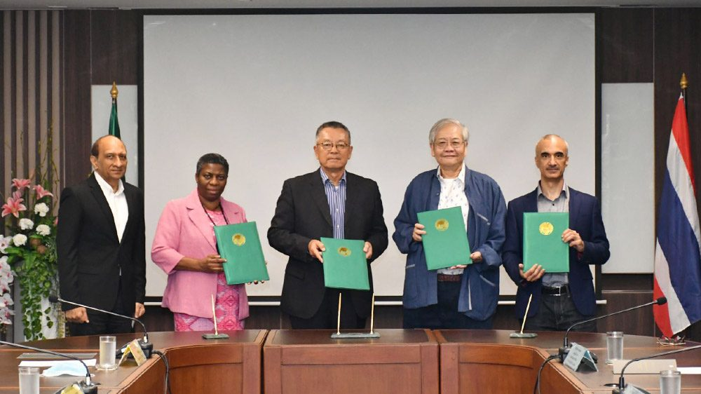 AIT and iGroup signs MoU and MoA
